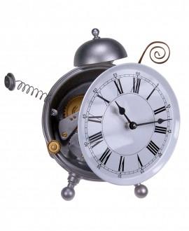 BREAKING CLOCK Wall clock, vintage style. ANTARTIDEE