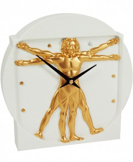 MAN DIMENSION CLOCK