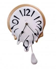 DROP PENDULUM Wall pendulum clock Antartidee