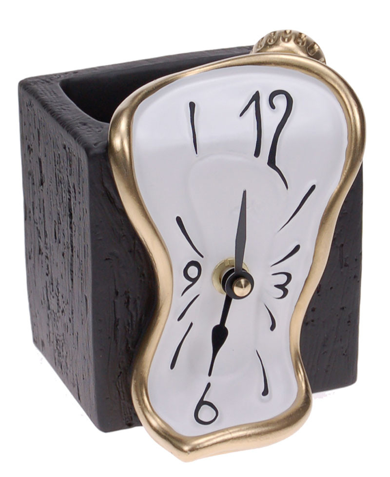 FIGUERAS PENCIL CASE CLOCK