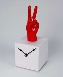 VICTORY CUBE CLOCK