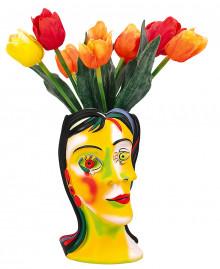 Vaso Pablo, Omaggio di Antartidee all'arte contemporanea, Pablo Picasso e al Cubismo.