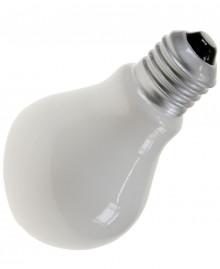 EDY APPENDINO Appendino a forma di lampadina in resina decorata a mano Antartidee