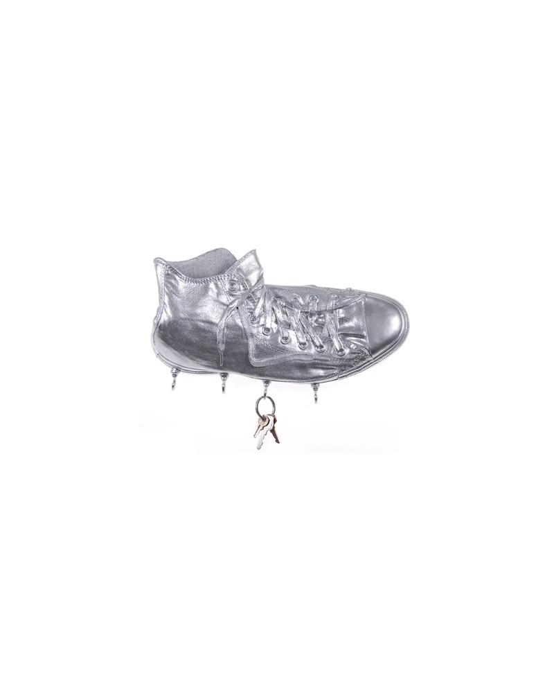 PORTACHIAVI RICHIE, Portachiavi a forma di scarpa da ginnastica, Converse All Star Sneaker, Antartidee