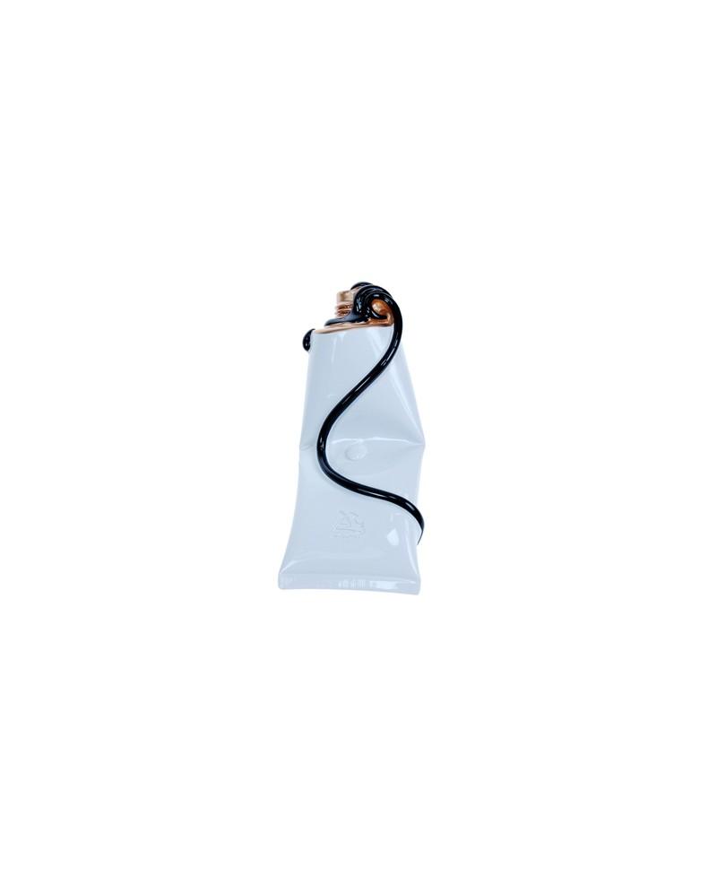 TUBE HANGER Wall coat-stand, color tube shape. Antartidee