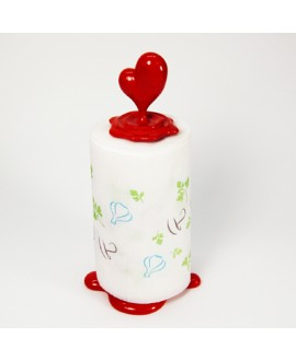 CUORE KITCHEN ROLL HOLDER
