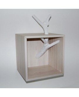 CUBE BRANCH BEDSIDE