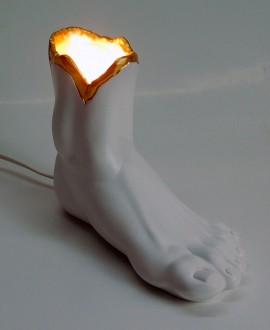 LAMP FOOT