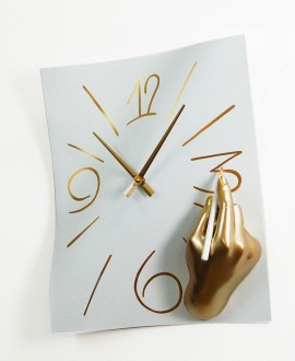 FREEHAND CLOCK