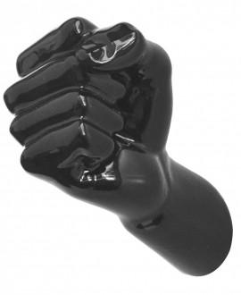 Appendiabiti a forma di mano destra chiusa a pugno. Antartidee