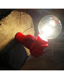 Applique da parete, Mano donna lampada da muro, Antartidee