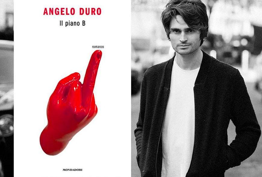 ANGELO DURO autore del libro il piano B